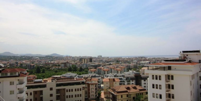 47000 Sea View Apartment For Sale in Alanya Cikcilli 13