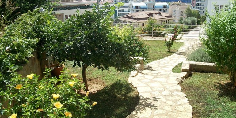 47000 Sea View Apartment For Sale in Alanya Cikcilli 14