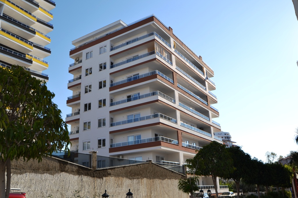 48000 Eur New Apartment for Sale in Alanya