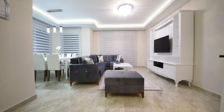 48000 Euro Beachfront Apartments For Sale in Alanya 16