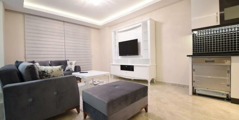 48000 Euro Beachfront Apartments For Sale in Alanya 18