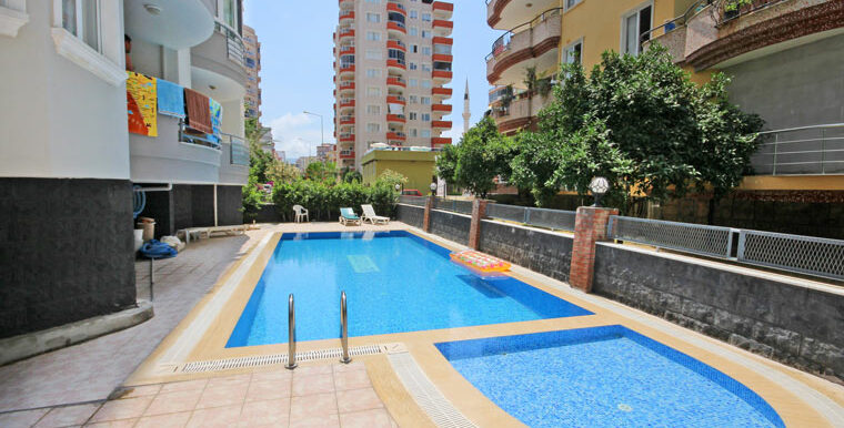 49000 Euro Apartment for Sale in ALanya Mahmutlar 15