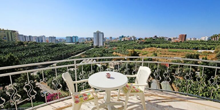 49900 Euro Sea View Apartment for Sale in Alanya 2