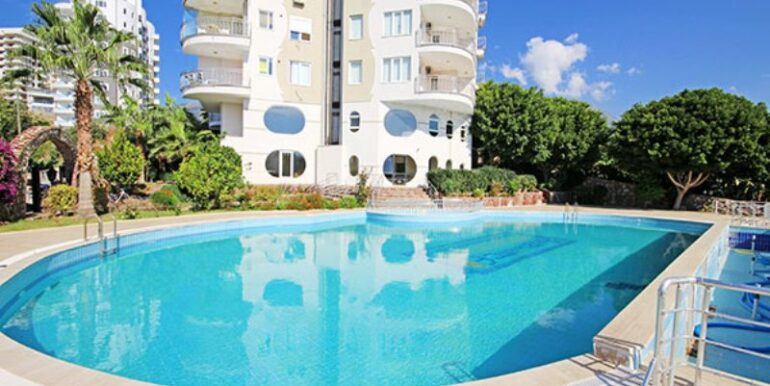 49900 Euro Sea View Apartment for Sale in Alanya 3