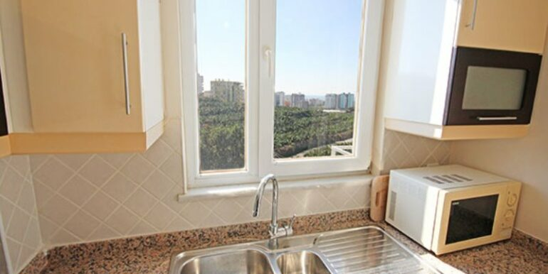 49900 Euro Sea View Apartment for Sale in Alanya 12