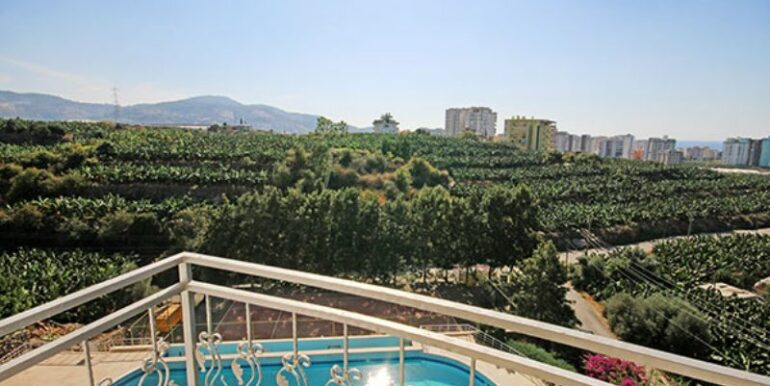 49900 Euro Sea View Apartment for Sale in Alanya 15