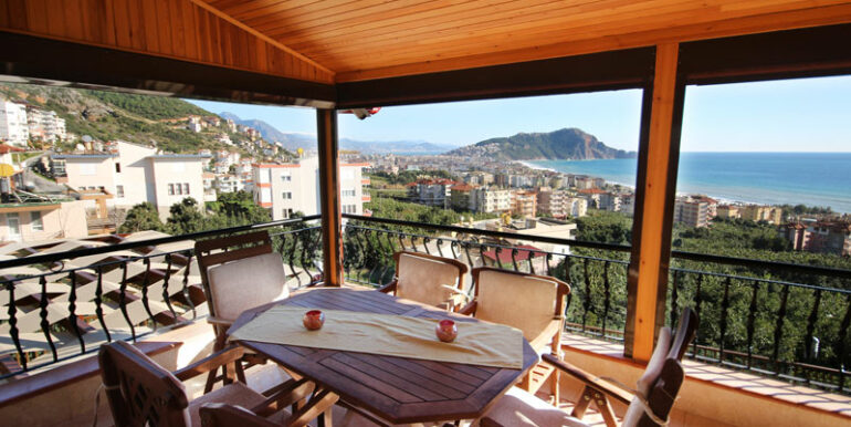 525000 Euro Villa For Sale in Alanya 10