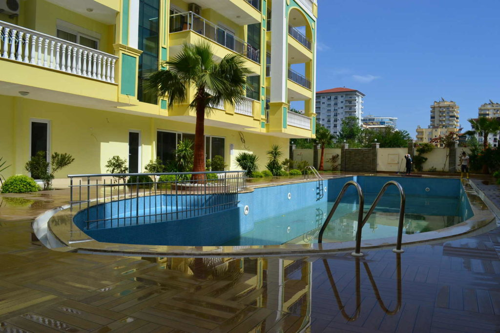 53000 Euro New Apartment For Sale in Alanya