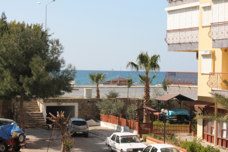 55000 Euro Beach Apartment For Sale in Alanya