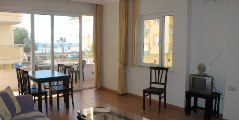 55000 Euro Beach Apartment For Sale in Alanya 2