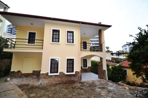 55000 Euro Private House for sale in Alanya Kargicak