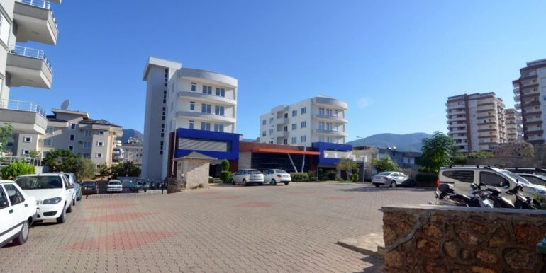 55000 Euro Resale Apartment For Sale in Alanya 1