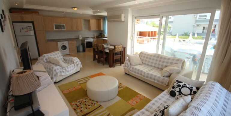 55000 Euro Resale Apartment For Sale in Alanya 7