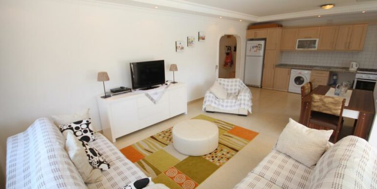 55000 Euro Resale Apartment For Sale in Alanya 8