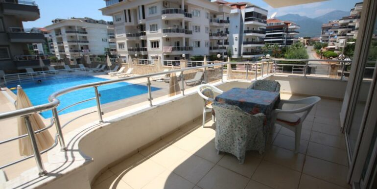 55000 Euro Resale Apartment For Sale in Alanya 9