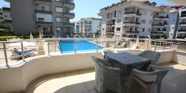 55000 Euro Resale Apartment For Sale in Alanya 10