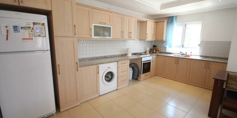 55000 Euro Resale Apartment For Sale in Alanya 13