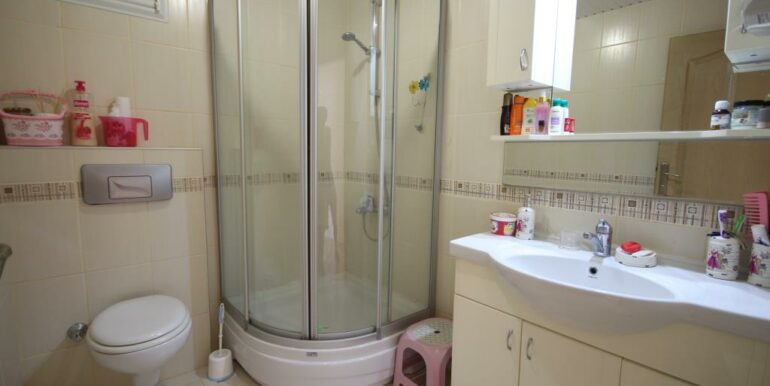 55000 Euro Resale Apartment For Sale in Alanya 17