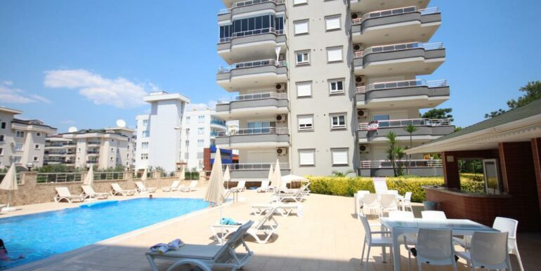 55000 Euro Resale Apartment For Sale in Alanya 23