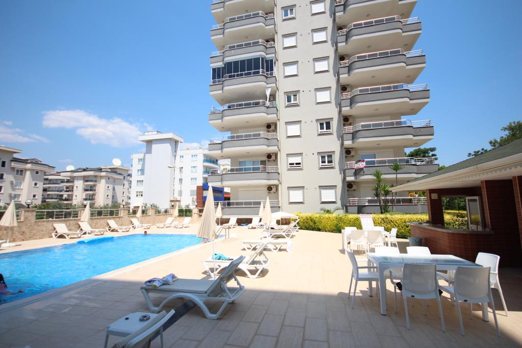 55000 Euro Resale Apartment For Sale in Alanya