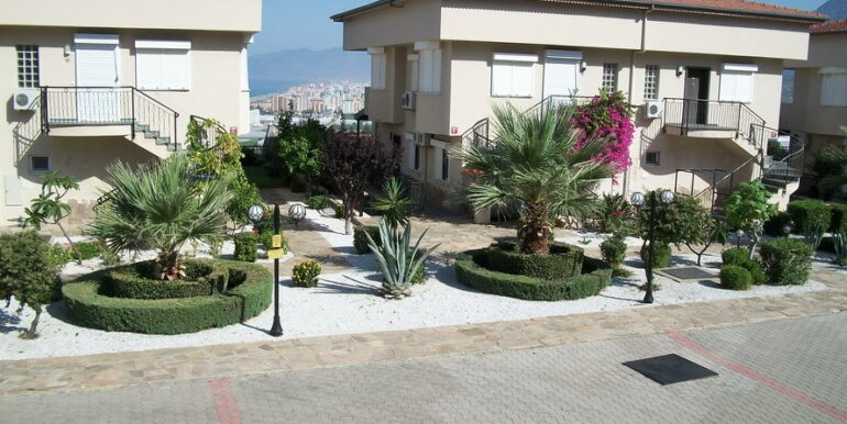 55000 Euro Sea View Apartment For Sale in Alanya 4