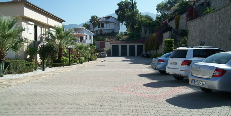 55000 Euro Sea View Apartment For Sale in Alanya 5