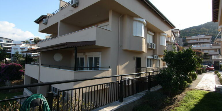 55000 Euro Sea View Apartment For Sale in Alanya 6