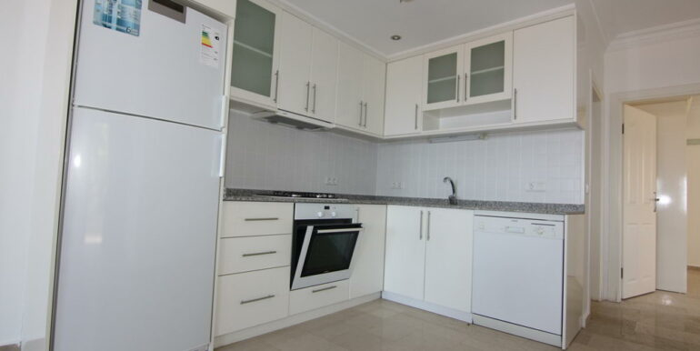 55000 Euro Sea View Apartment For Sale in Alanya 7