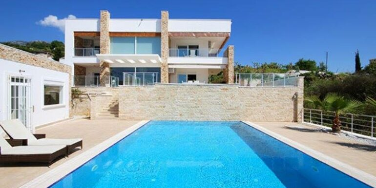 575000 Euro Villa For Sale in Alanya 2