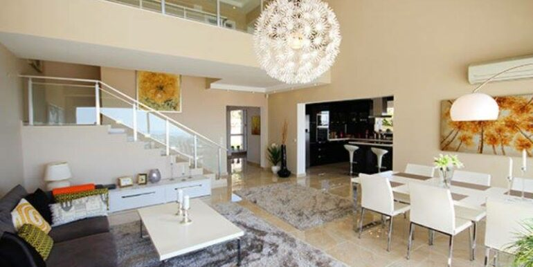 575000 Euro Villa For Sale in Alanya 5