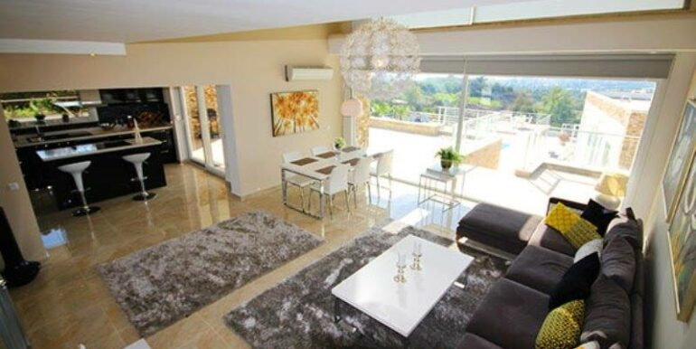 575000 Euro Villa For Sale in Alanya 7