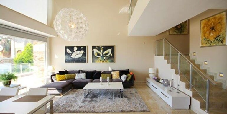 575000 Euro Villa For Sale in Alanya 9