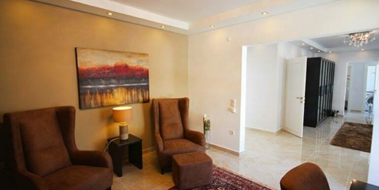 575000 Euro Villa For Sale in Alanya 17