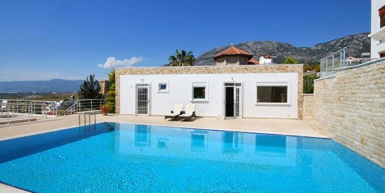 575000 Euro Villa For Sale in Alanya 22