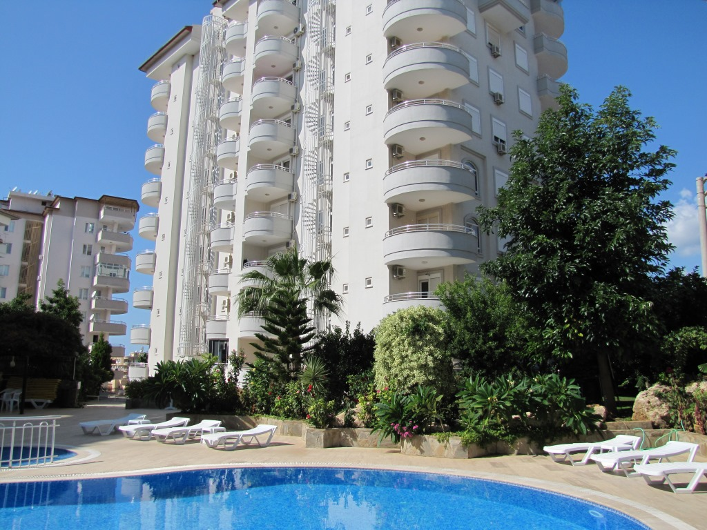 59000 Euro Apartment For Sale in Alanya