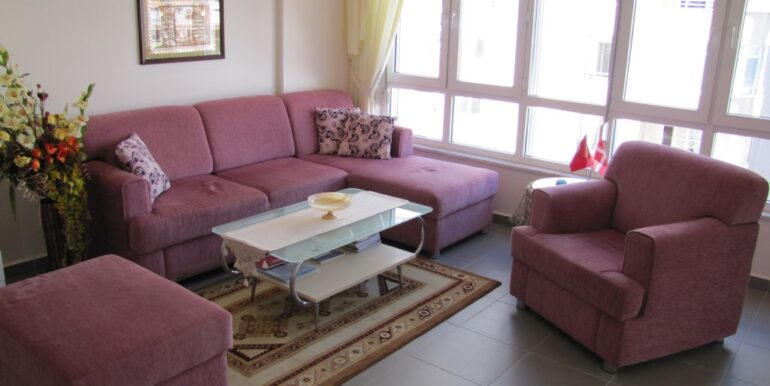 59000 Euro Apartment For Sale in Alanya 4