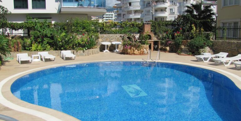 59000 Euro Apartment For Sale in Alanya 13