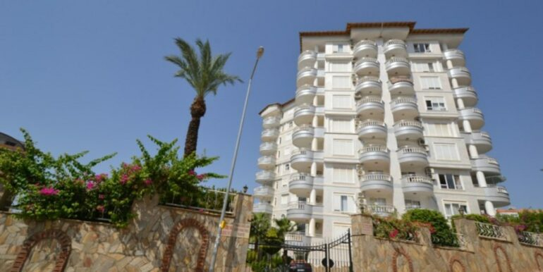 59000 Euro Apartment For Sale in Alanya Tosmur 20