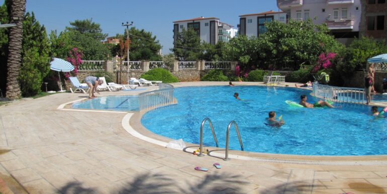 59000 Euro Apartment For Sale in Alanya Tosmur 21