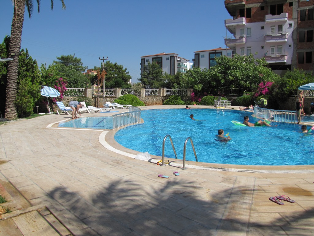 59000 Euro Apartment For Sale in Alanya Tosmur