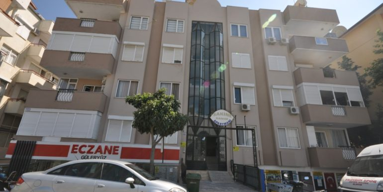 59000 Euro Cleopatra Beach Apartment For Sale in Alanya 3
