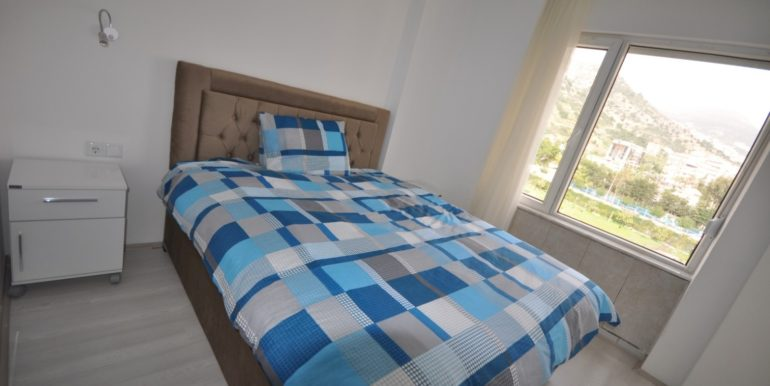 59000 Euro Cleopatra Beach Apartment For Sale in Alanya 7