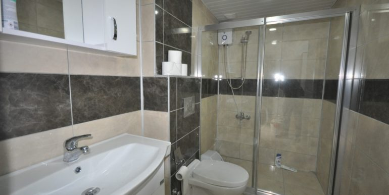 59000 Euro Cleopatra Beach Apartment For Sale in Alanya 9