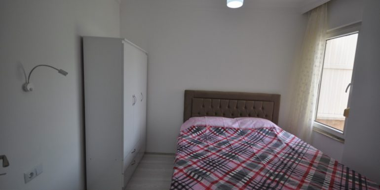 59000 Euro Cleopatra Beach Apartment For Sale in Alanya 10