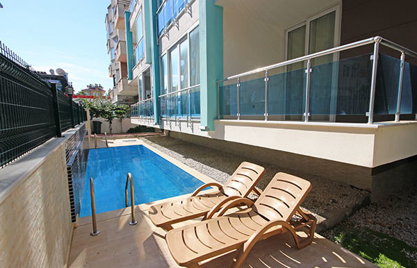 59000 Euro Cleopatra Beach Apartment in Alanya Centrum 3