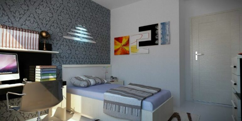 59000 Euro New Apartments For Sale in Alanya 4