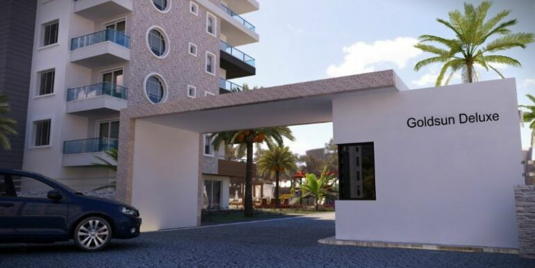 59000 Euro New Apartments For Sale in Alanya 7