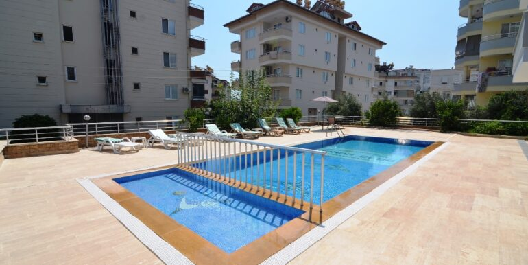 59000 Penthouse Apartment For Sale in Alanya 1