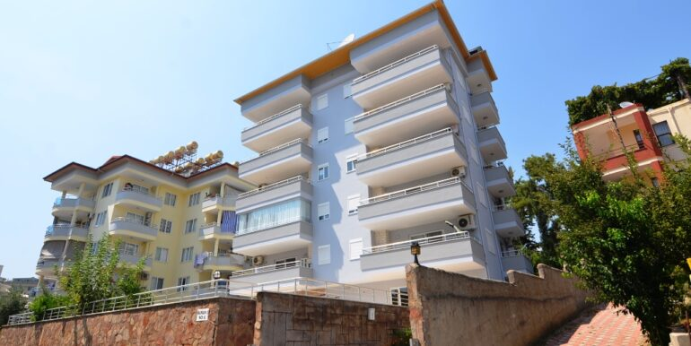 59000 Penthouse Apartment For Sale in Alanya 2