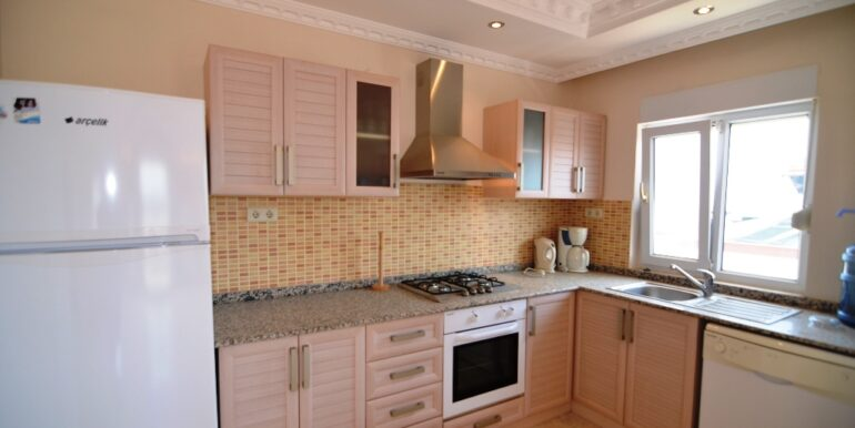 59000 Penthouse Apartment For Sale in Alanya 6